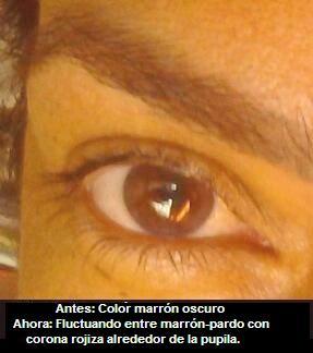ojo de Celia