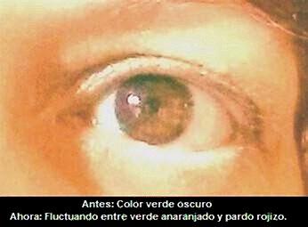ojo de María