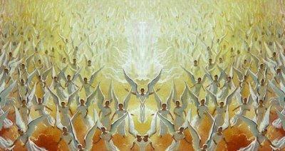 Jerarquías angélicas