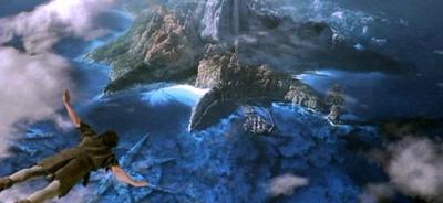 isla perdida hybrasail