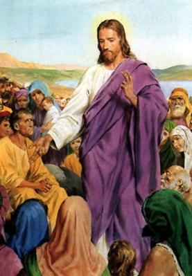 JESUS Y LOS ESENIOS